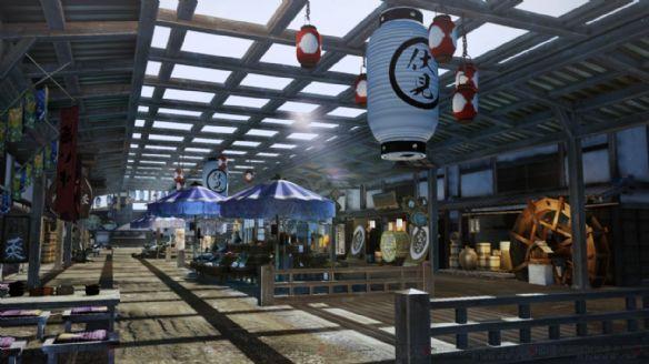 《如龙:维新》游戏截图-1