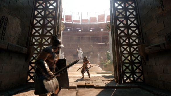 《Ryse:罗马之子》游戏截图-1