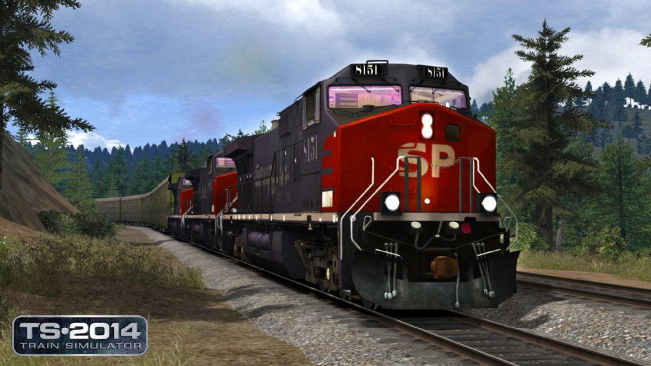 模拟火车2014图片(1),模拟火车2014照片