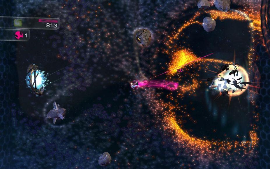 《离子袭击》游戏截图