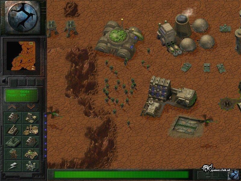 《地球2140》游戏截图
