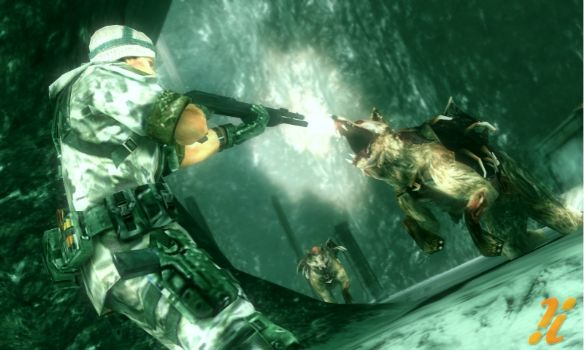 《生化危机:启示录》游戏截图