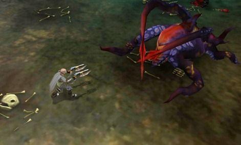 《毁灭英雄》游戏截图
