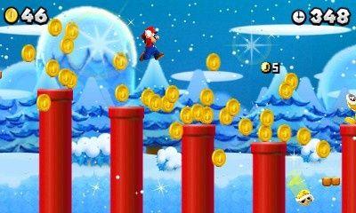 《新超级马里奥兄弟2》游戏截图4
