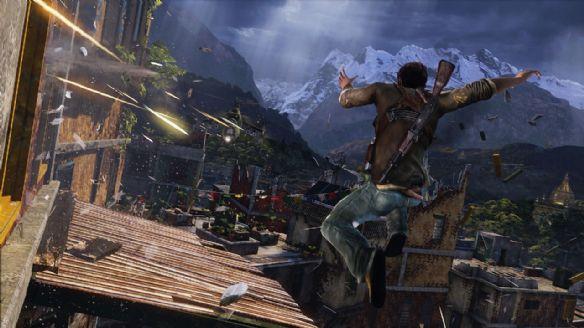 《神秘海域2之纵横四海》游戏截图