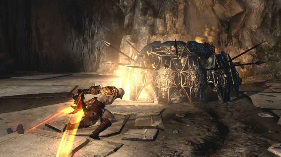 《战神3》游戏截图