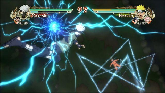 《火影忍者:究极忍者风暴》游戏截图