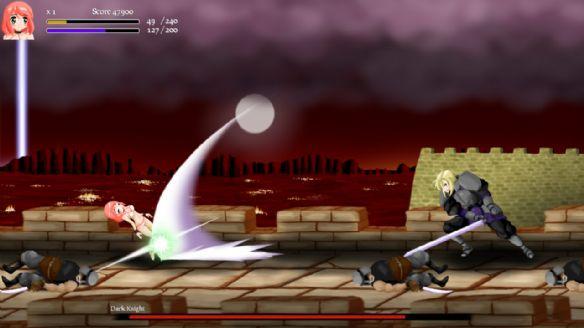 《公主封印之龙石》游戏截图