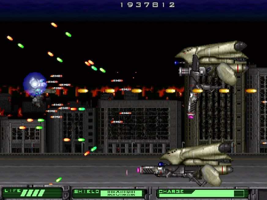 《机甲七号》游戏截图
