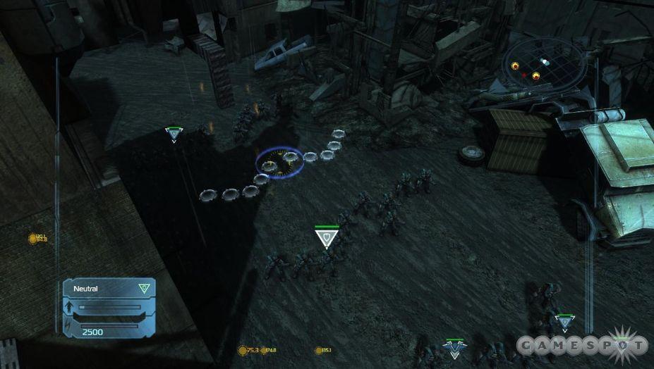 《風暴驟起》游戲截圖