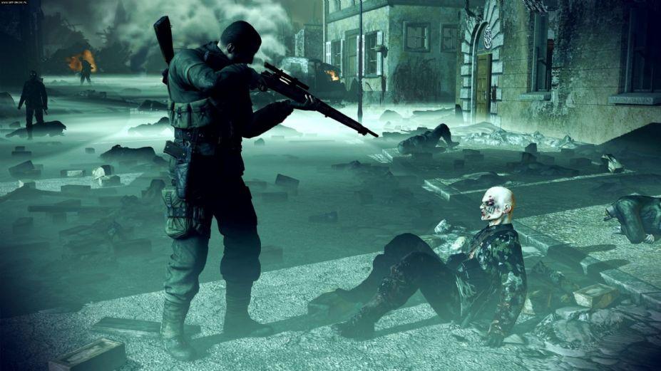 《狙击精英 /strong>:纳粹僵尸部队2》游戏截图-2