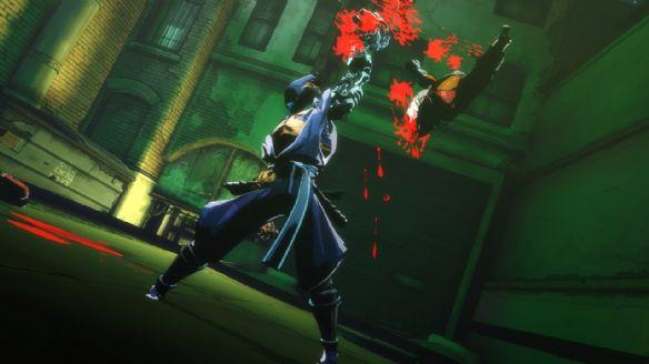 《剑勇传奇:忍者龙剑传Z》游戏截图-1