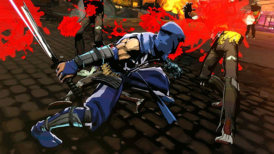 《剑勇传奇:忍者龙剑传Z》游戏截图-1(1)