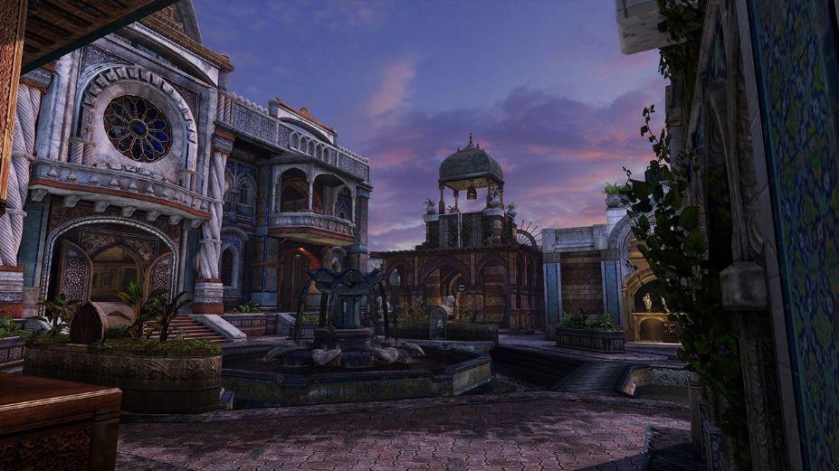 《神秘海域2之纵横四海》游戏截图1(4)