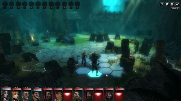 《黑色守卫》游戏截图-1