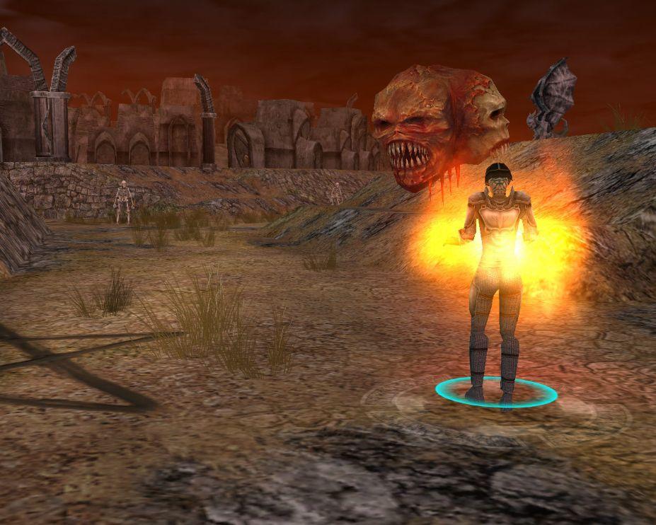 《咒语力量白金版》游戏截图