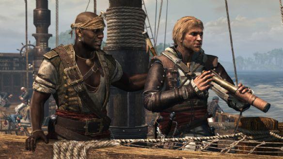 《刺客信条4:黑旗》游戏截图-4