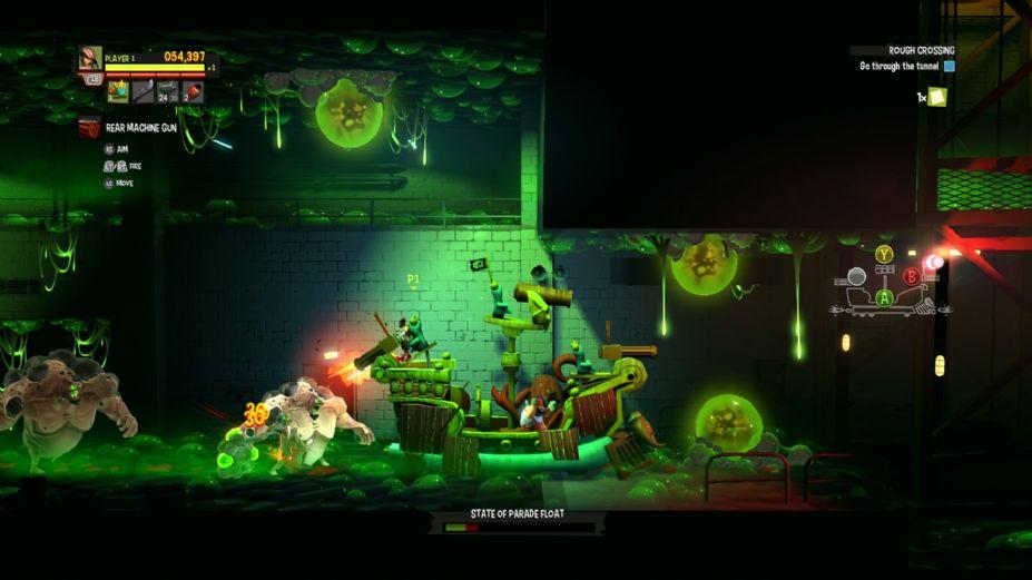 《最终测试》游戏截图