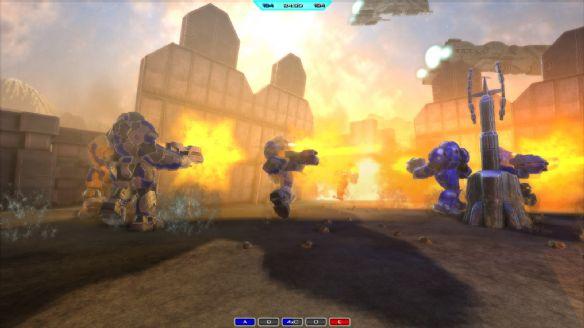 《金属星球》游戏截图