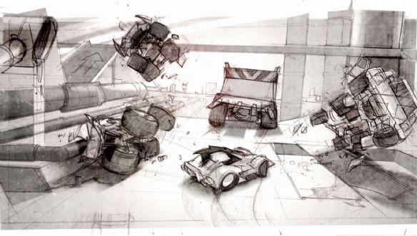 《死亡赛车:再生》游戏截图-2