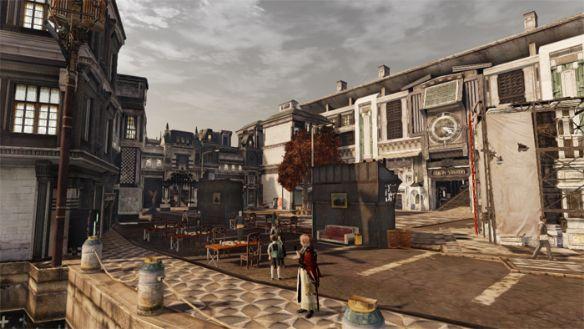 《最终幻想13:雷霆归来》游戏截图-4