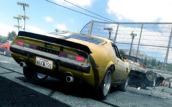 《飙车次世代》游戏截图-1