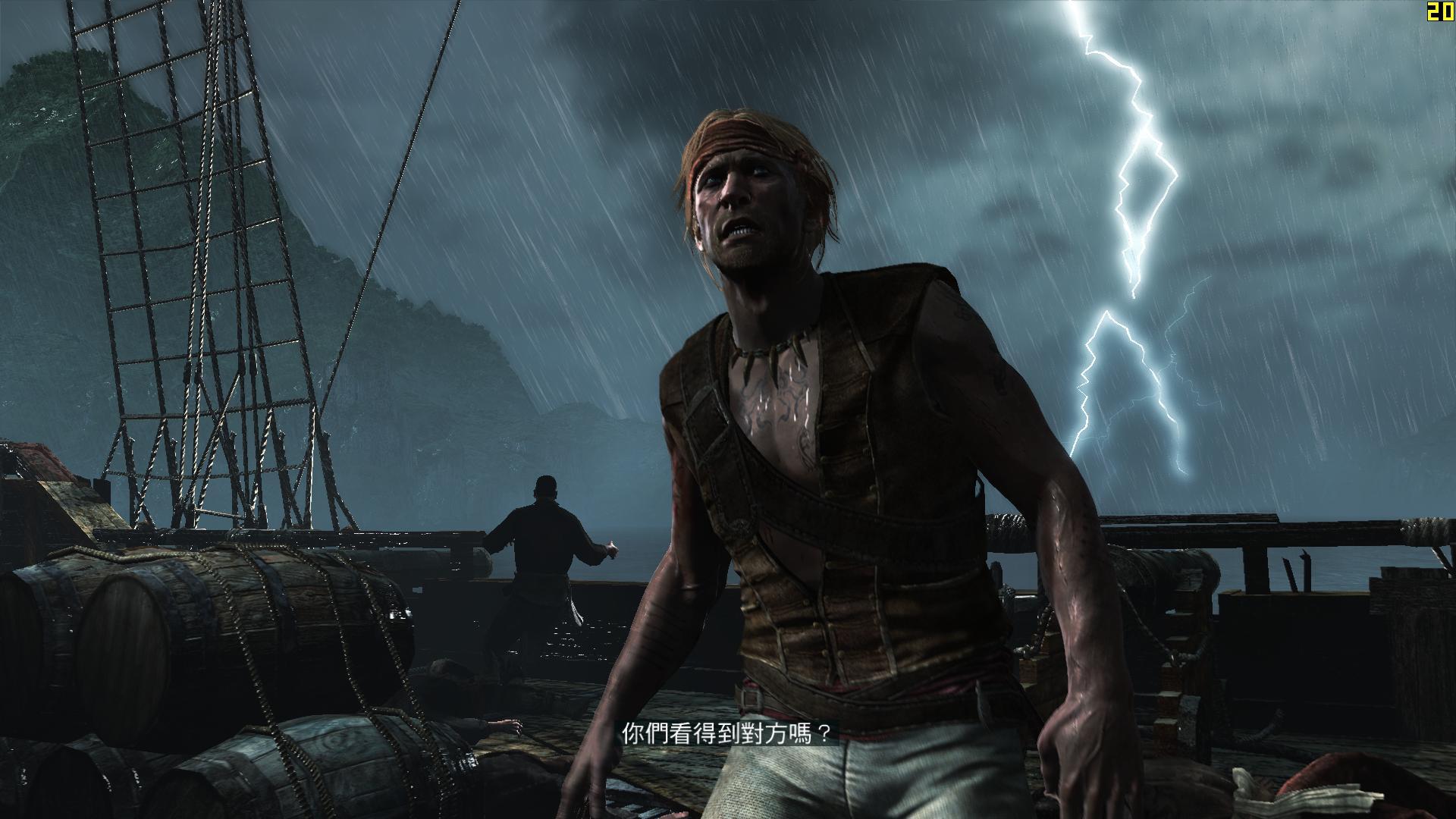 《刺客信条4:黑旗》免安装简体中文绿色版