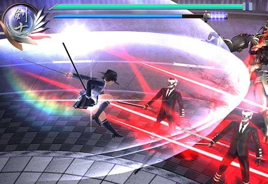 《巫剑神威控》游戏截图