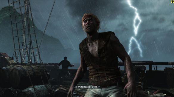 《刺客信条4:黑旗》游戏中文截图