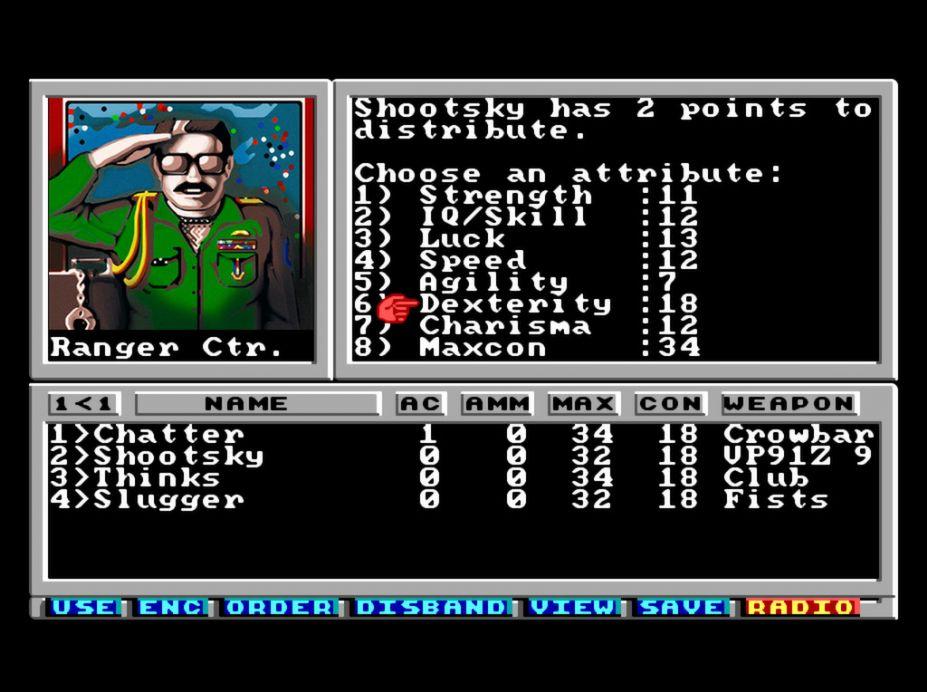 《废墟经典版》游戏截图