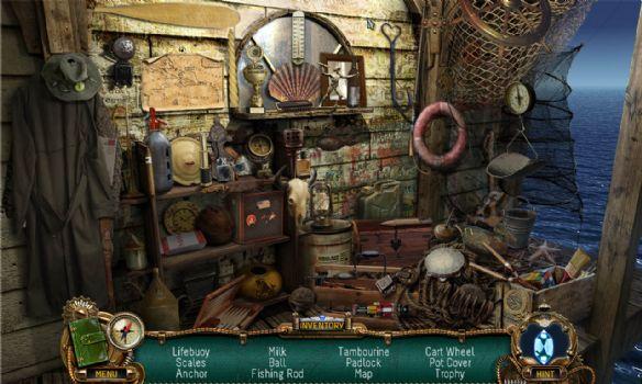 《时之水晶》游戏截图
