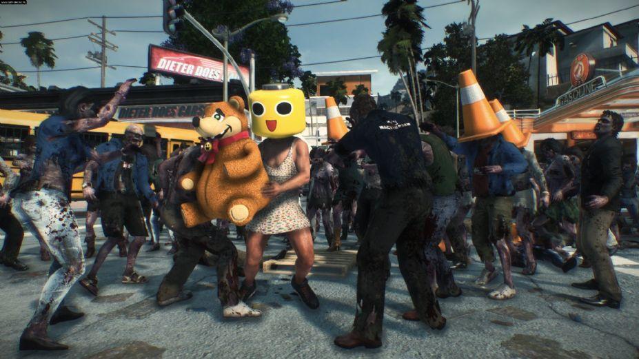 《丧尸围城3》游戏截图-1