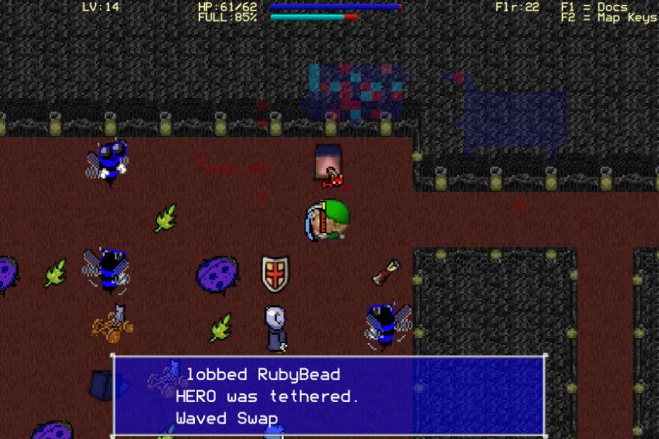 《遥远之地的冒险》游戏截图