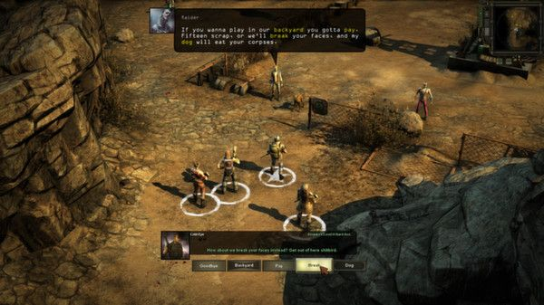 《废土2》游戏截图-1