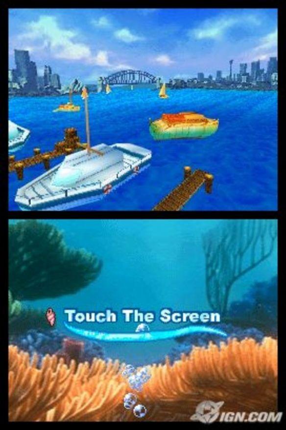 《海底总动员:逃出蓝海》游戏截图