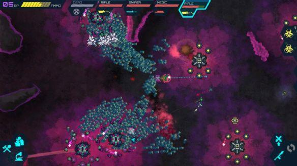 《绝命星球》游戏截图