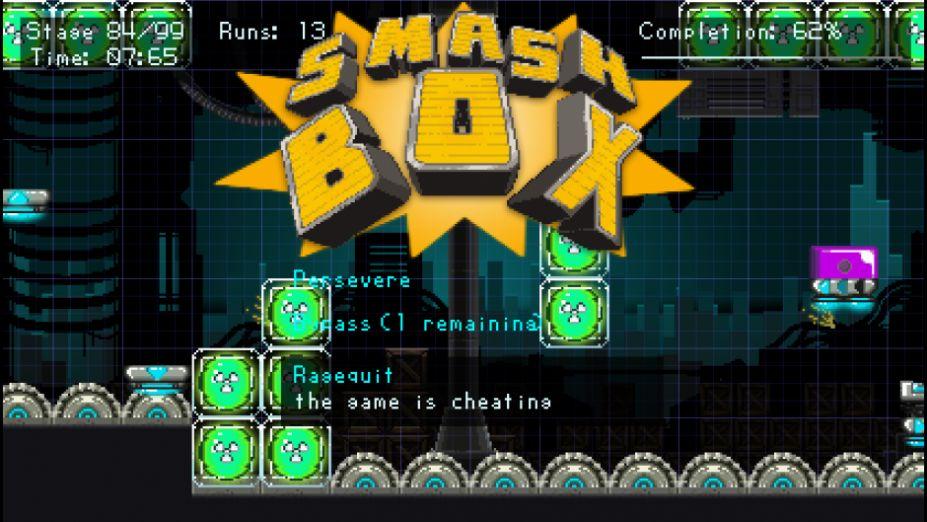 《碎箱者》游戏截图