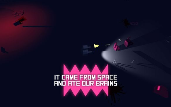 《它来自太空》游戏截图