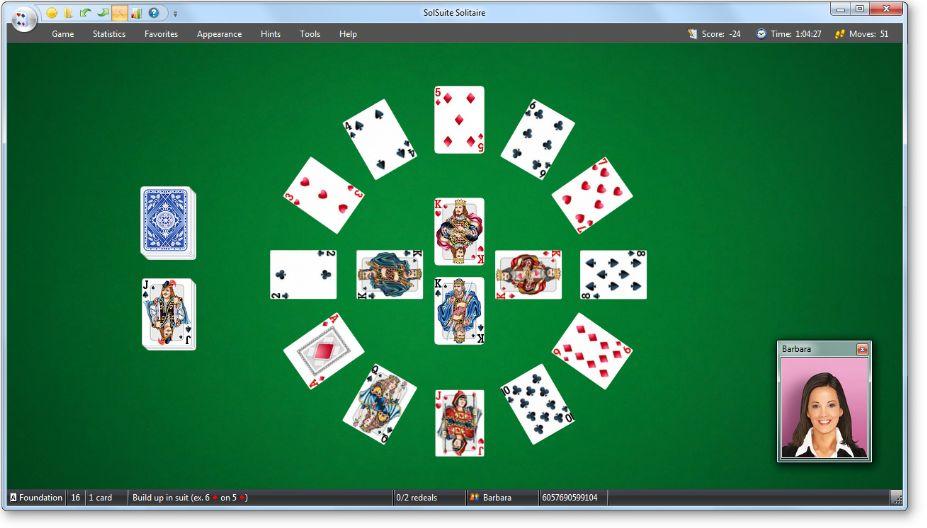 SolSuite. самый крупный в мире сборник карточных игр, в котором например ес