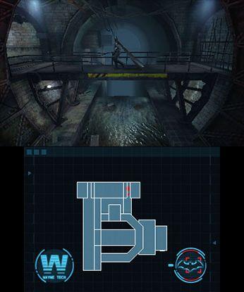 《蝙蝠侠:阿甘起源 黑门监狱》游戏截图