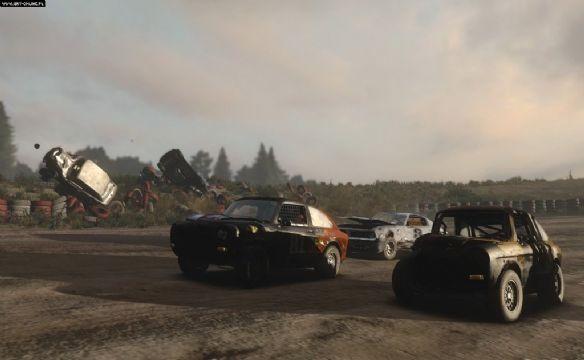 《撞车嘉年华》游戏截图-2