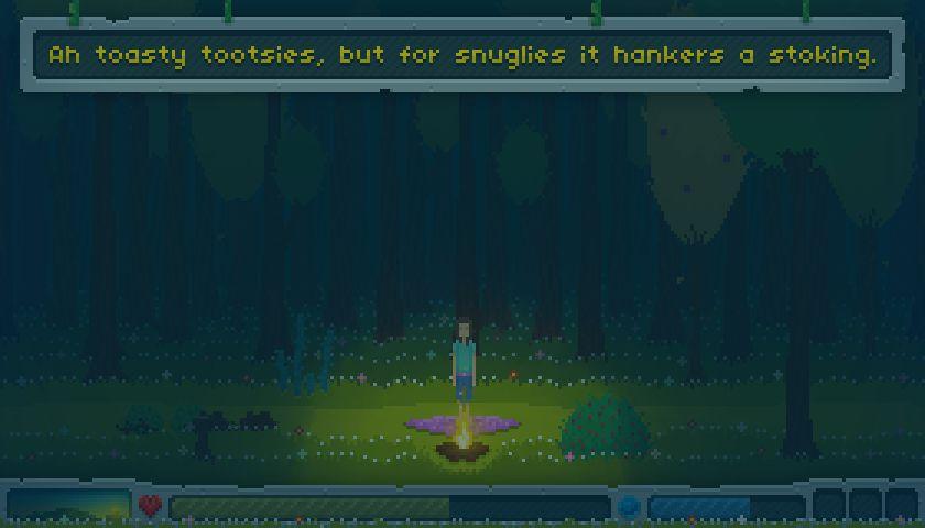 《野外回声》游戏截图
