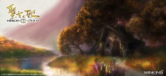 《圣女之歌3》游戏截图-1