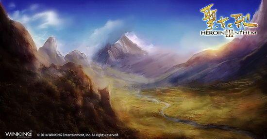 《圣女之歌3》游戲截圖-1
