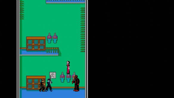 《真武士爵士乐》游戏截图