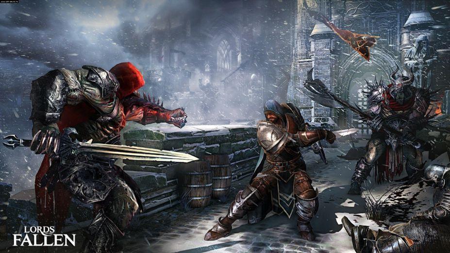 《堕落之王》游戏截图-1