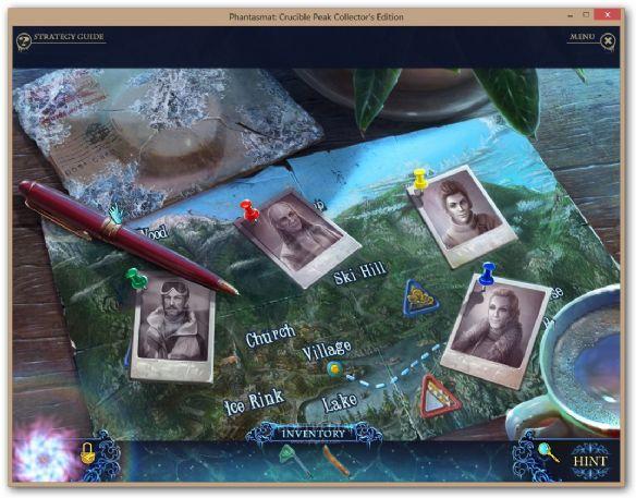 《幻象2:坩埚峰》游戏截图