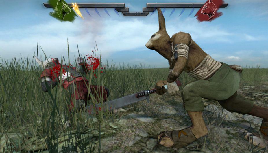 《复仇格斗兔》游戏截图(1)