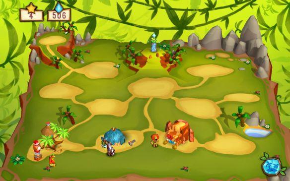 《丛林大战机器人》游戏截图