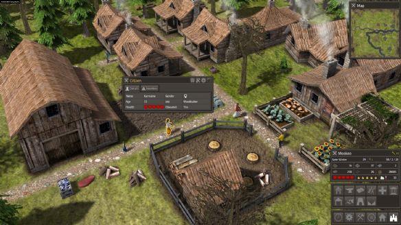 《放逐之城》游戏截图-4